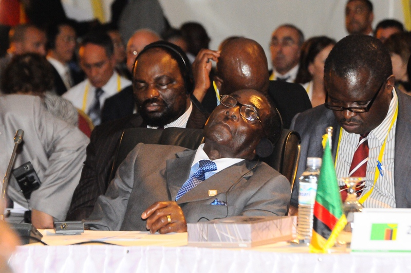 photo-1-robert-mugabe-sleeps