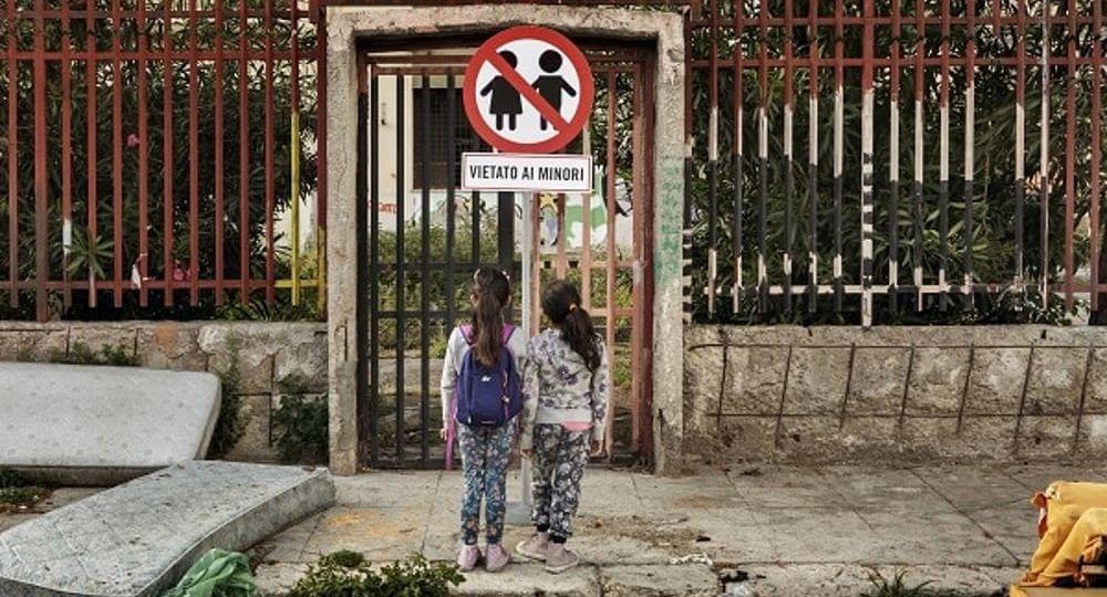 asilo danisinni - foto Save the children-2