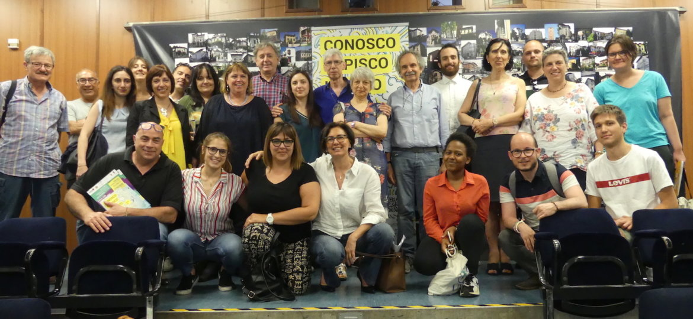 Foto finale di gruppo