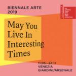 logo biennale arte a venezia